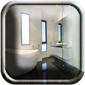 Modern Master Bathroom Design 1.1