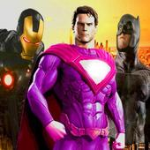 Ultimate Flash Iron Superhero Warrior Free Game 1.0