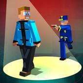 Gangster Pixel Action