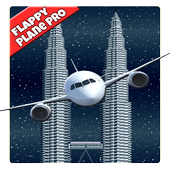 Flappy Plane Pro 2.0