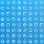 IconographyFree Live Wallpaper 1.0