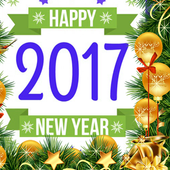 2017 New Year Photo Frames 1.0