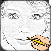 Pencil Sketch Photo 1.0