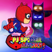 Pj Spider Masks Cat Boy 3