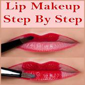 Lip Makeup Step By Step 1.0