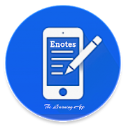 Enotes : The Learning App 1.0