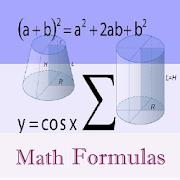 1300 Math Formulas for Homework and Study 2.2.1