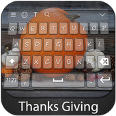 Thanks Giving Keyboard Theme 1.2