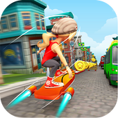 Subway Runner Girl - Endless Run 1.1