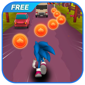 Subway Hedgehog Dash 1.0