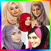 Hijab Styles Step by Step 1.0