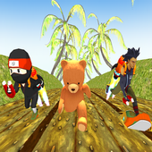 Subway Ninja Run 1.0