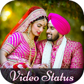 Punjabi Video status wp-  Wedding video 1.9