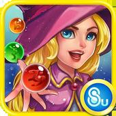 Panda Witch Pop Bubble ShooterMatch 3 Puzzle GamesArcade