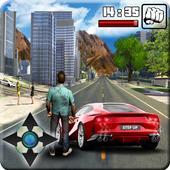 Vegas Gangster Theft Game - Grand Crime City