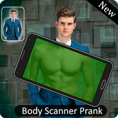 X-Ray Body Scanner New Real Cloth Camera Prank 1.0