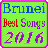 Brunei Top Songs 2016 1.1
