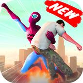 Spider Boy Strange Rope Hero: Amazing Homecoming 1.0.1