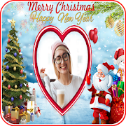 Christmas New Year 2018 Photo Frames 1.0