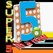 Super 5 in a rowpjmaBoard