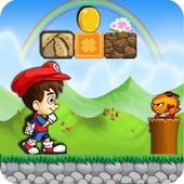 Super boy - Dino's World - adventure run 1.1
