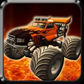 Monster Truck Rally Stunt