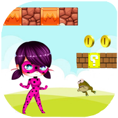Laadybug Super Ninja Adventure 1.9.23
