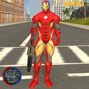 Super Iron Rope Hero - Vegas Fighting Crime 5.0.5
