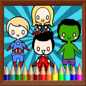 Coloring For Paint Kids 1.0
