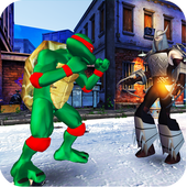 Ninja Hero Turtle Warrior: Ninja Street Fighter
