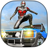 Ultimate Ant Hero Robot Superhero Rescue Mission 1.0