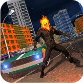Grand Monster Ghost Skull Fire superhero Attack 1.0