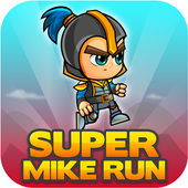 Super Mike Run - Free Game 1.0