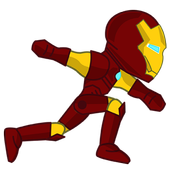 Superhero Ironmax Dotman Run 1.0