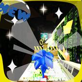 super sonic rush - subway adventure runner 2
