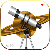 Télescope Mega Zoom cam photo HD Macro Shooting 2.1