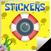 Bob Sponge Stickers 1.1