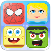 Memory Cartoon Game for Kids 1.0.19