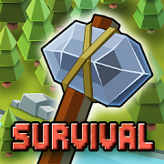Crafting Survival: Pixel World 1.0