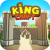 KING CRAFT: Medieval Castle Building Knight Games 1.0