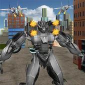 Flying Super Hero Jet Robot Alien Super Transform 1.1