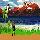 duck shooting game free