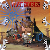 fight zombies games 1.0.0