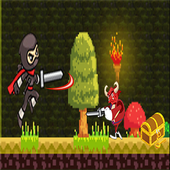 ninja adventure games