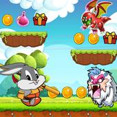 Super bugs bunny rabbit Looney 1.4