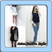 Asian Fashion Styles 1.0