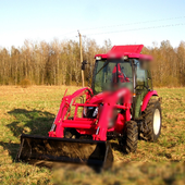 Jigsaw Puzzles TYM Tractor 1.0
