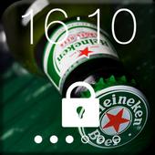 Dark Beer Cool Lock Screen 1.0