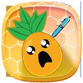 Pineapple Apple Pen PPAP 2.1