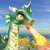 Flying Dragon Simulator Fire Attack 1.1.2